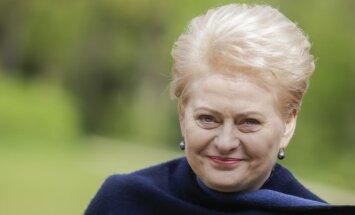 Президент: Литва планирует направить в Иорданию военных врачей