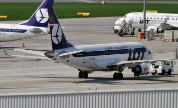 LOT lėktuvai
