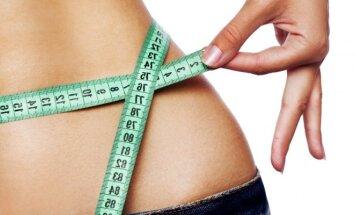 Kas nulemia, ar tau pavyks numesti svorio