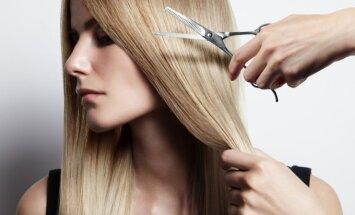 Kaip teisingai džiovinti plaukus, kad jiems nepakenktum