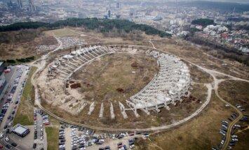 National stadium site