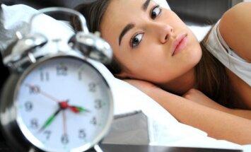 Labai paprastas būdas, kaip greičiau užmigti