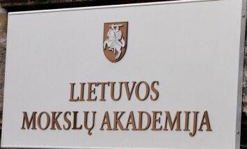 Lietuvos mokslų akademija