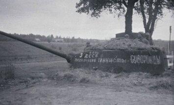 Sovietų karių kapai