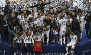 Madrido Real - Čempionų lygos nugalėtoja
