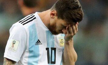 FIFA 2018: Kroatija - Argentina