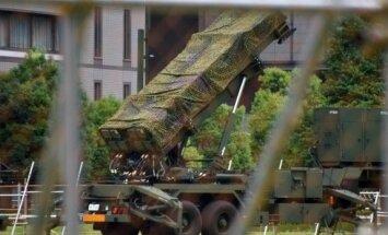 Japonija dislokuoja raketas žemė-oras