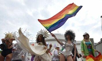 LGBT eitynės Kijeve
