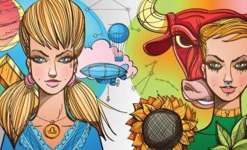 Trys Zodiako ženklai, kuriems labiausiai seksis vasario mėnesį