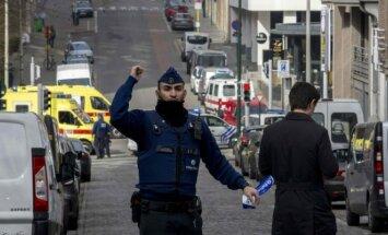 Teroras Briuselyje