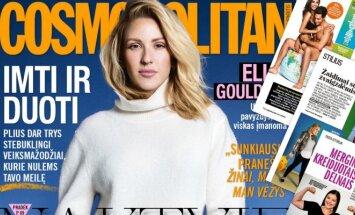 Ką rasi lapkričio COSMO žurnale