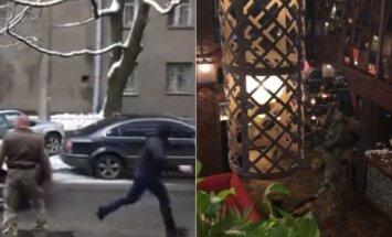 Michailo Saakašvilio sulaikymas