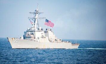 """JAV """"Cyclone"""" klasės karo laivas"""