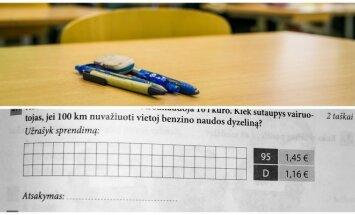 Užduotis sūnaus matematikos uždavinyne sukėlė nuostabą: klausimas, ar aš sugebėčiau išspręsti