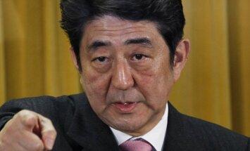 Shinzo Abe (Šindzas Abė)