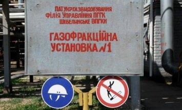 Dujos Ukrainoje