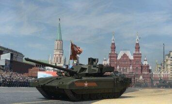 Tankas T-14 Armata