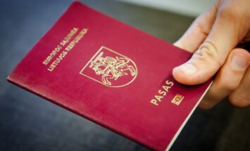 Passport of the Republic of Lithuania