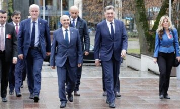 Kosovo premjeras Isa Mustafa, Algirdas Butkevičius
