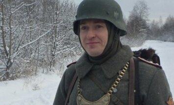 Сергей Безруков на съемках