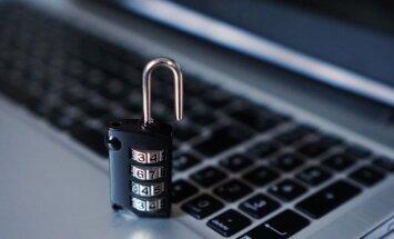 slaptažodis, internetas, saugumas