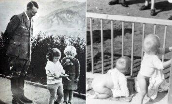 """""""Vaikų fabrikai"""": kraupi vieta, kurioje naciai augino grynakraujus supervaikus"""