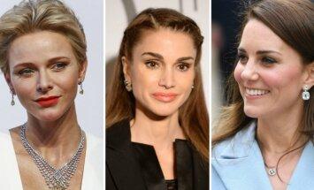 Karališkųjų damų grožis: kokios  plastinės operacijos  buvo nutylėtos