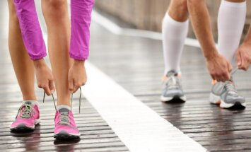 Įdomiausi faktai apie bėgimą