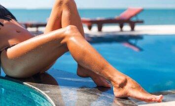 10 patikrintų gudrybių, kad tavo kojos būtų sveikos ir gražios