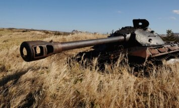 Rusija Kurilų salose pastatė naujas kareivines