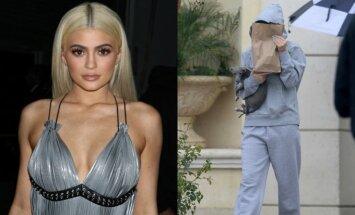 Kaip realybėje atrodo Kylie Jenner