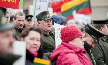 Работники лесничеств проведут предупредительную забастовку