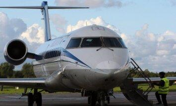 Belavia avialinijų lėktuvas