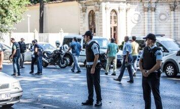 Policija Stambule