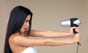 3  plaukų džiovinimo klaidos   (kaip jų išvengti)