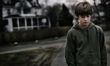 Depresija , liūdni paaugliai, liūdesys, nelaimė