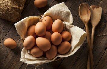 Kodėl kiaušiniai yra vienas iš geriausių maisto produktų metant svorį