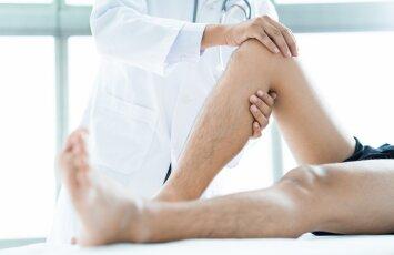 Artroskopijos pagalba operacijos be skalpelio tapo įmanomos