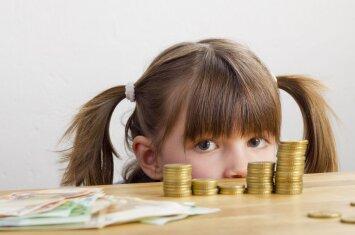 Vaikai ir pinigai: specialistės patarimai, kaip ugdyti finansinį raštingumą