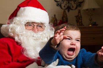 Psichologai įspėja, kad melavimas apie Kalėdų Senelį žalingas vaikams