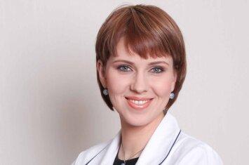 Gydytoja Kristina Jasmontienė – apie kūdikio primaitinimą: kada, ką ir kaip?
