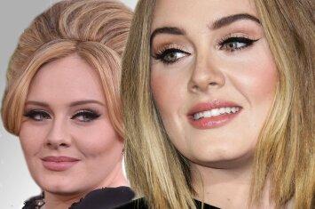 Kodėl Adele bijo gimdyti antrą vaiką?