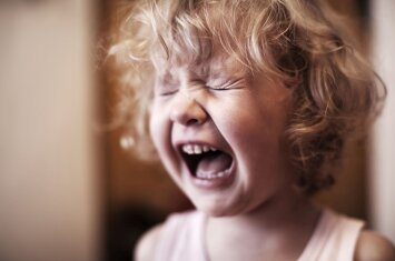 Vaiko pykčio priepuolis: efektyvūs specialisto patarimai