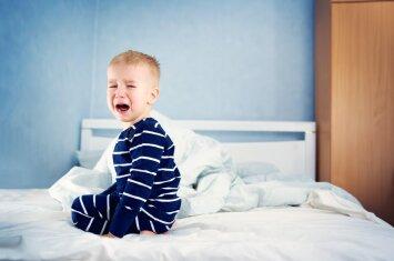 dr. Jolita Jonynienė: kodėl po miego kai kurie vaikai būna irzlūs