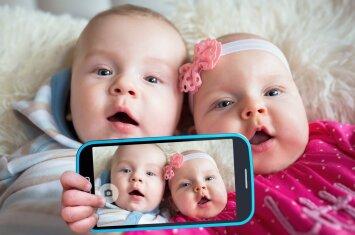 Nekasdienė dvynių gimimo istorija