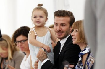 """Jaudinantis Davido Beckhamo meilės prisipažinimas <sup style=""""color: #ff0000;"""">(FOTO)</sup>"""