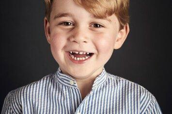 Žavusis princas švenčia 4 gimtadienį: išskirtinės akimirkos iš jo gyvenimo