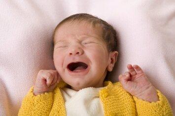 Neramaus kūdikio košmaras, arba ko niekada nesupras tie, kam su vaiku lengva