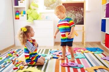 Patyrusių mamų gudrybės, kaip išmokyti vaiką tvarkytis nuo mažų dienų
