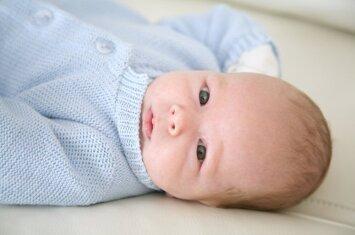 Kodėl vaikai gimsta su vienos spalvos akimis, o vėliau ji pasikeičia